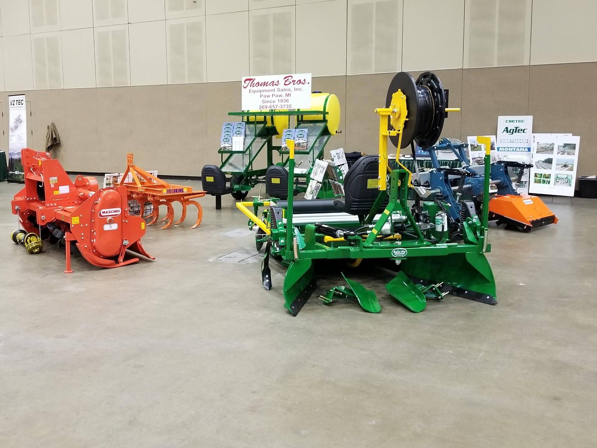 Thomas Bros Equipment