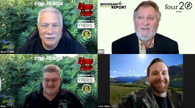 Cole Gibbs from Dama Distributing on the iHemp Hour