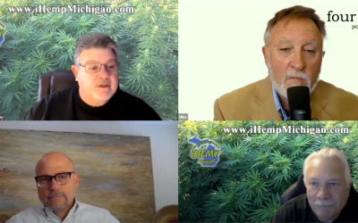 Gary Schuler of GTF Solutions and Blain Becktold Talk Grain and Fiber Markets on the iHemp Hour
