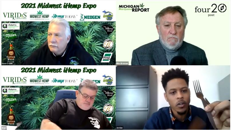 Jordan Hinshaw from GreenTek Planet  talks Hemptensils™ and other Hemp containers on the iHemp Hour