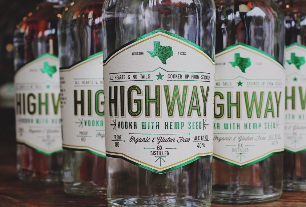 Ben Williams of Highway Vodka, Texas' First Hemp-Based Vodka and the First Black-Owned Distillery in Texas