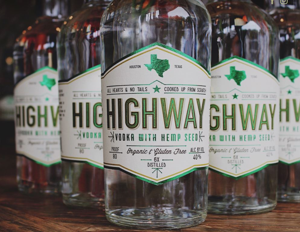 Highway_Vodka, Hemp_Seed_Vodka
