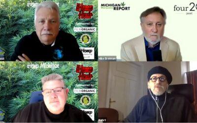 Kehrt Reyher of HempToday®️ provides global hemp industry news on the iHemp Hour