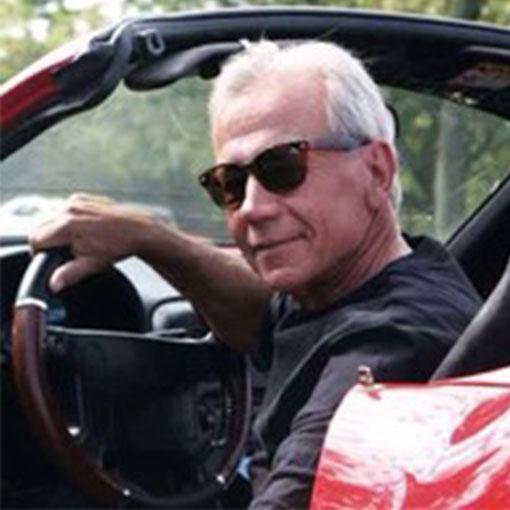 Bruce Dietzen hemp car