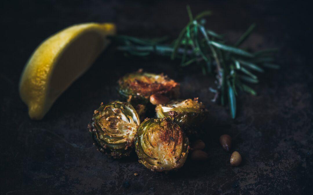 Balsamic Dijon Hemp Vinaigrette