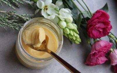 Homemade Hemp Butter
