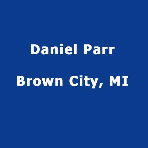 Daniel Parr