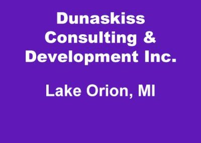 Dunaskiss Consulting & Development Inc.