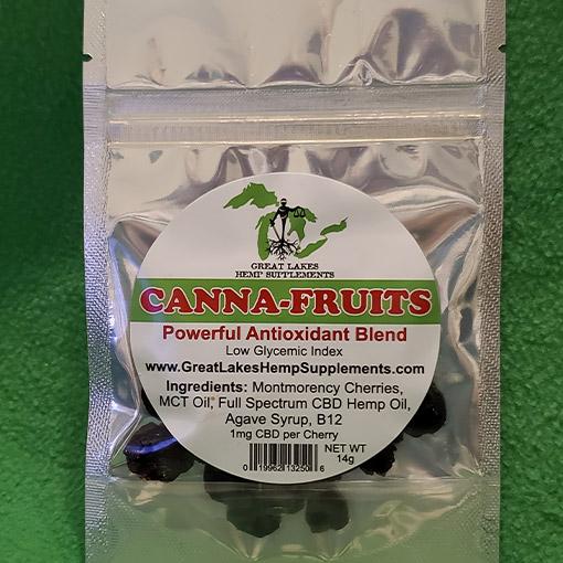 Canna-fruit