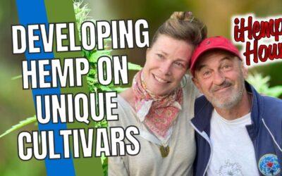 Joe & Victoria Veldon from Seven Leaf Genetics on the iHemp Hour