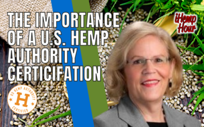 The Value of U.S. Hemp Authority Certification