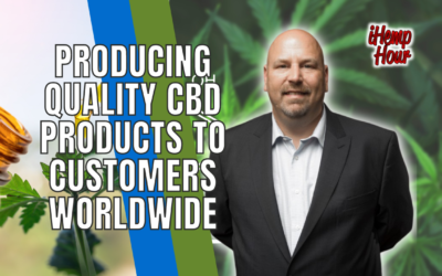 Producing Quality CBD Products to Customers Worldwide | iHemp Hour ft Jeff Gallagher