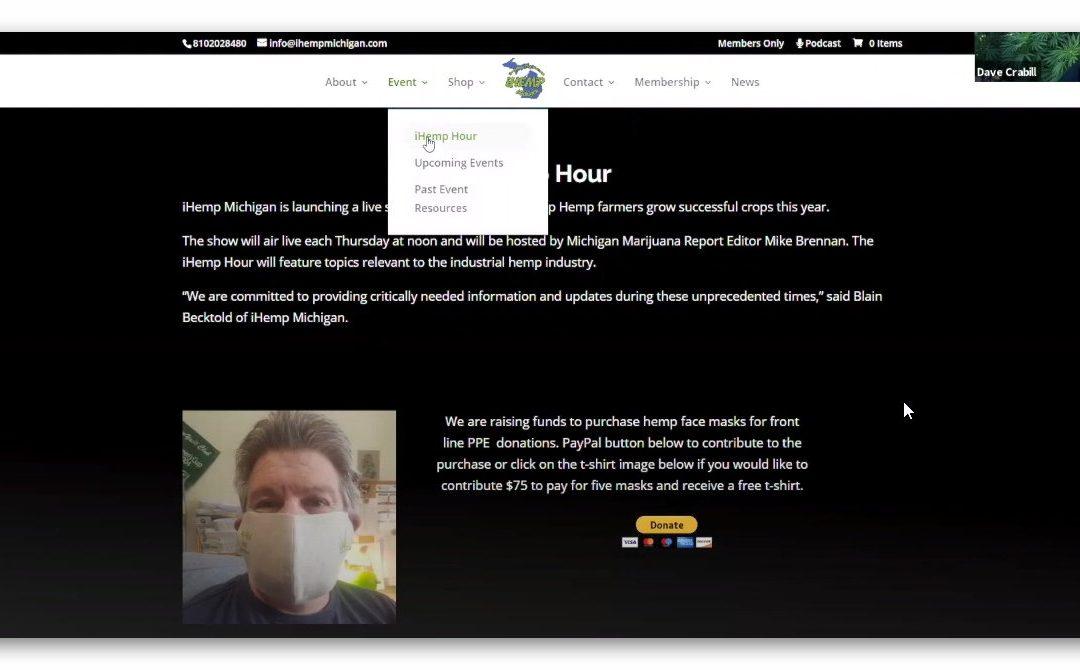 iHemp Hour – Finance & Fiber
