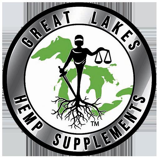 great lakes hemp supplements logo