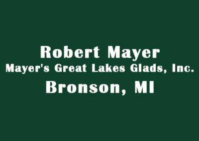 Mayer's Great Lakes Glads, Inc.