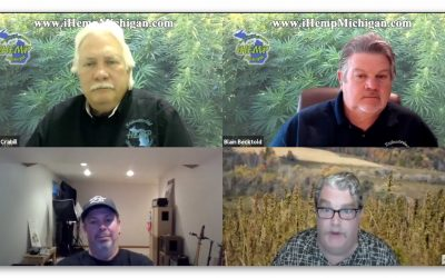 Morris Beegle and Eric Streenstra on the iHemp Hour