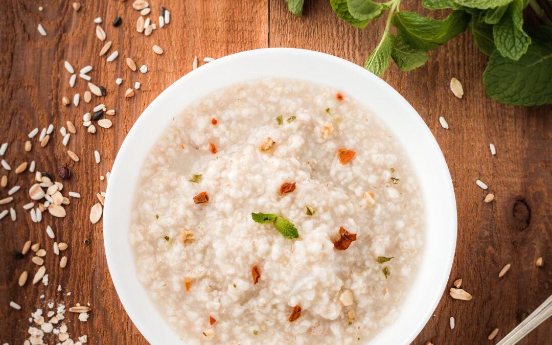 Quick Whole Grain Porridge